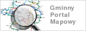 Mapa Gminy Galewice