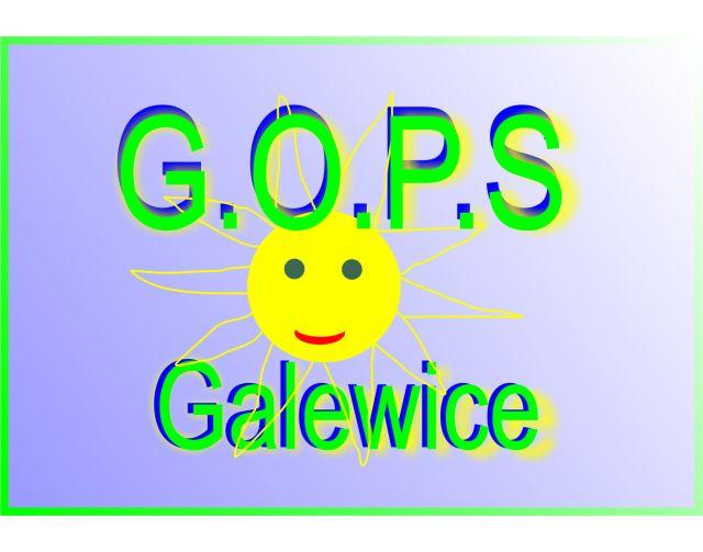 INFORMACJE GOPS GALEWICE